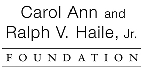 The Carol Ann and Ralph V. Hale Jr. Foundation